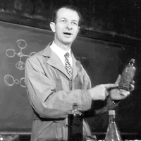 Pauling Lecture in 1930s