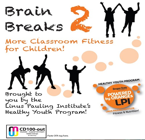 Brain Breaks 2 front cover