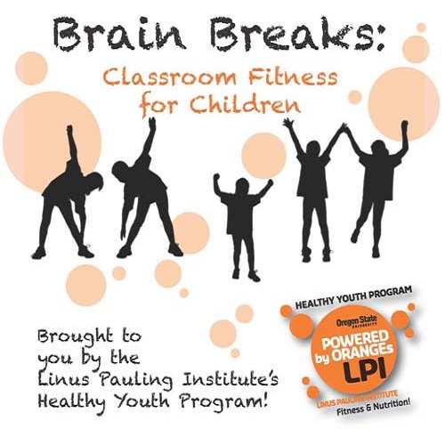 Brain Breaks CD Cover