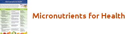 Micronutrients for Health