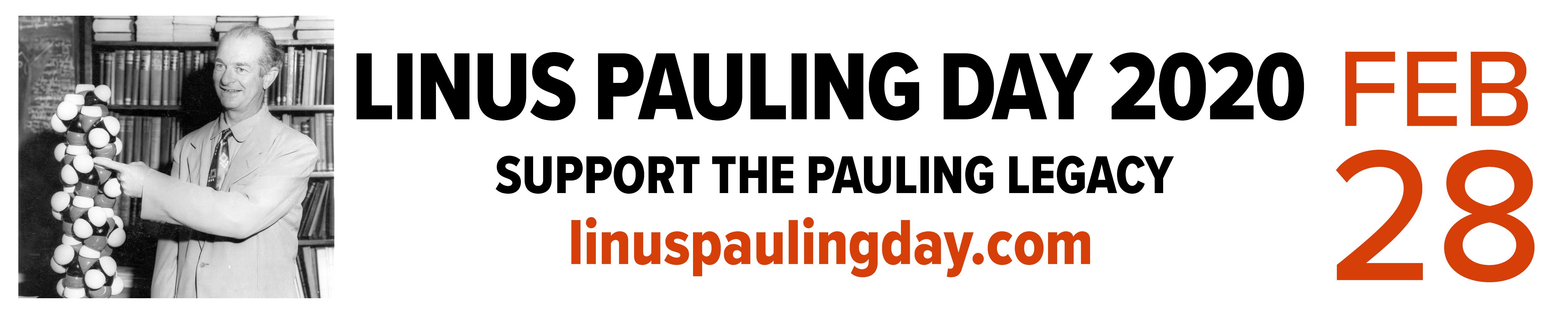 Linus Pauling Day