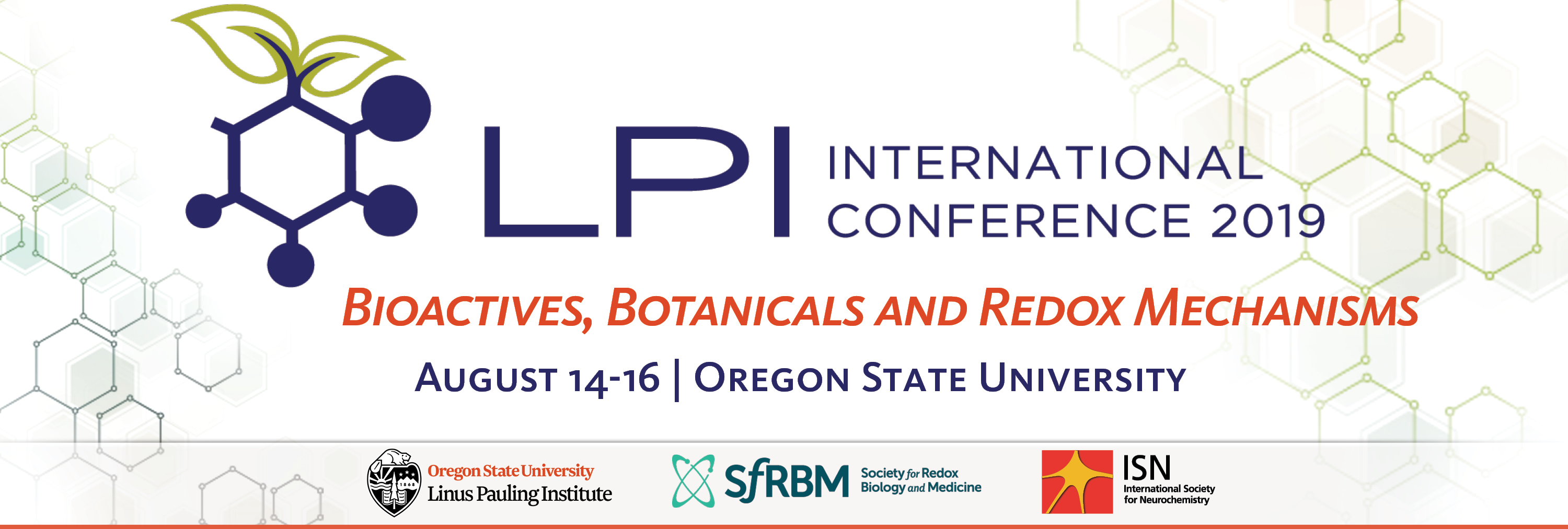LPI Conference: August 14-16, 2019