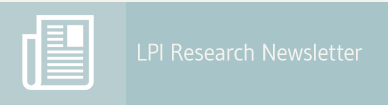 LPI Research Newsletter