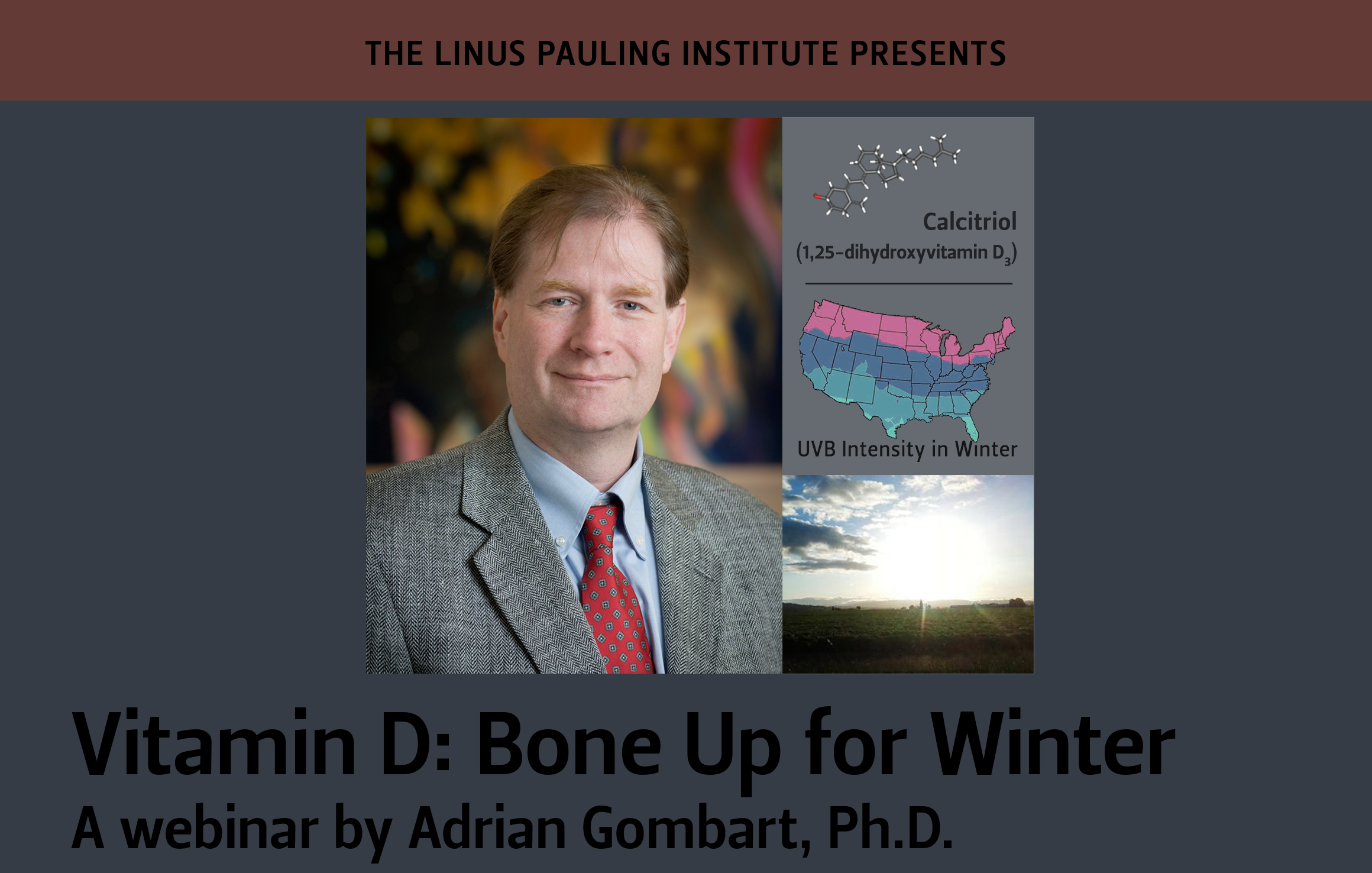 Vitamin D - Bone Up for Winter Webinar
